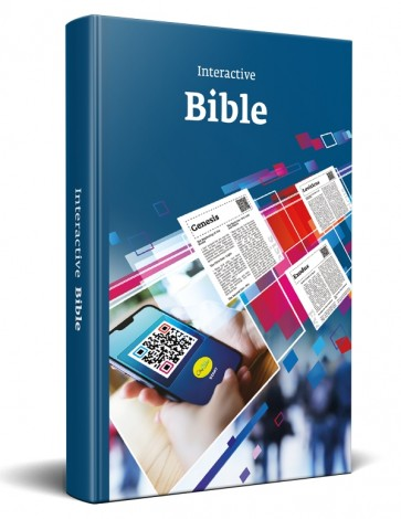 English Interactive Bible Old and New Testament Hardcover