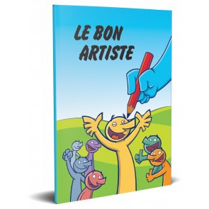 French The Good Artist Booklet