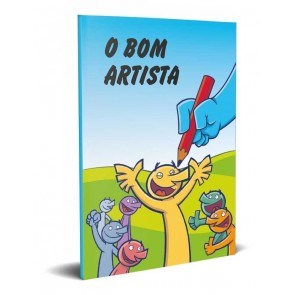 Portuguese The Good Artist Booklet